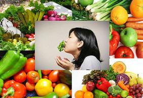 Những món ăn giúp trị mụn hiệu quả.