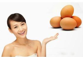 Cách trị mụn đầu đen bằng trứng gà cực dễ hiệu quả bất ngờ